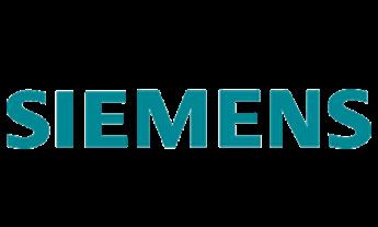 Logo de la marca SIEMENS