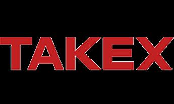 Logo de la marca TAKEX